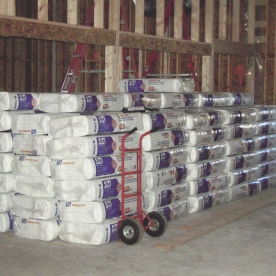 Insulation at the Ready