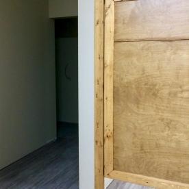 Washroom Woodwork